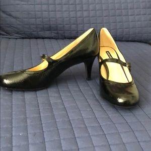 Alex Marie Shoes - Alex Marie Black Mary Jane Pumps